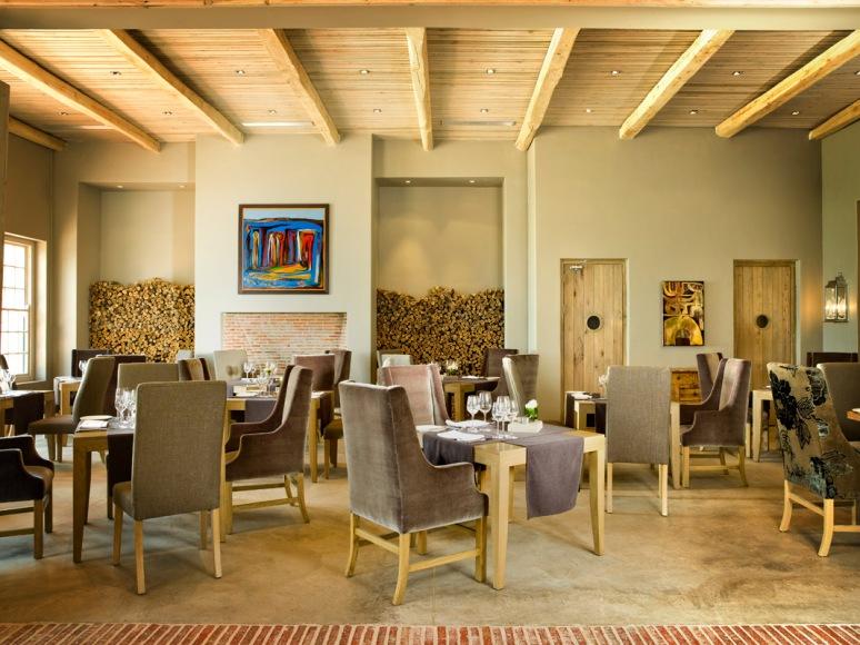 Restaurant at Steenberg