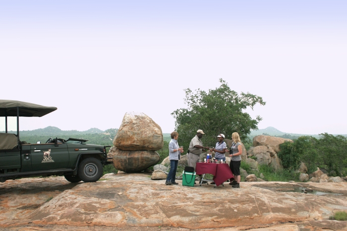 Game Drive Stop
