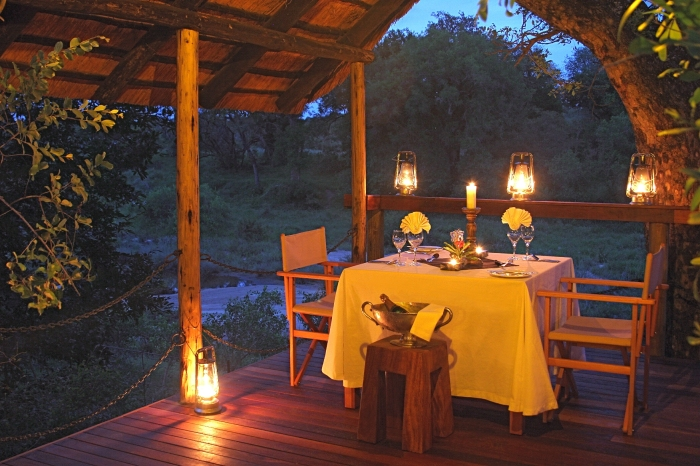 private dinner on Sala