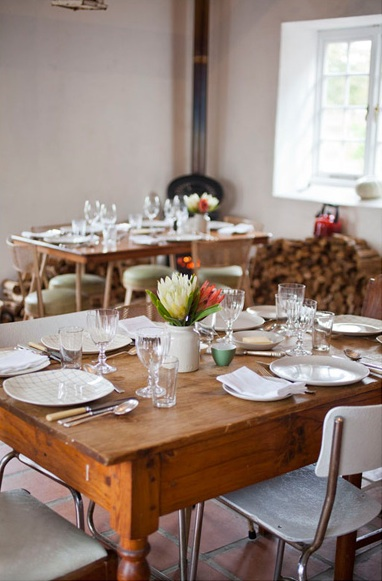 Stellenbosch restaurant