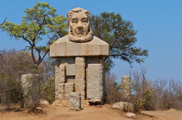 Kruger Statue