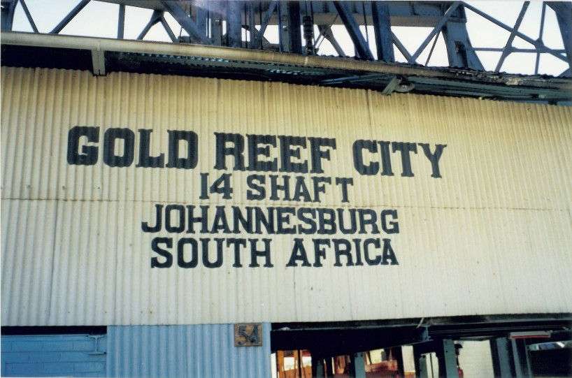 Shaft 14, Johannesburg