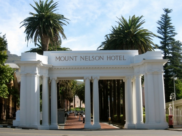 Mnt Nelson entrance