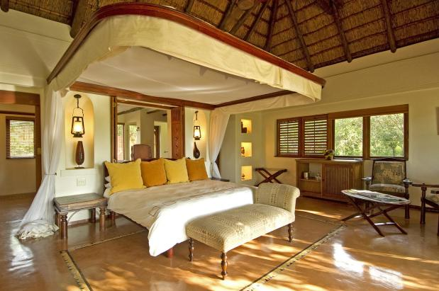Chobe Chilwero bedroom