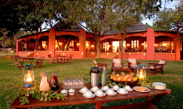 Chobe Chilwero / Sanctuary